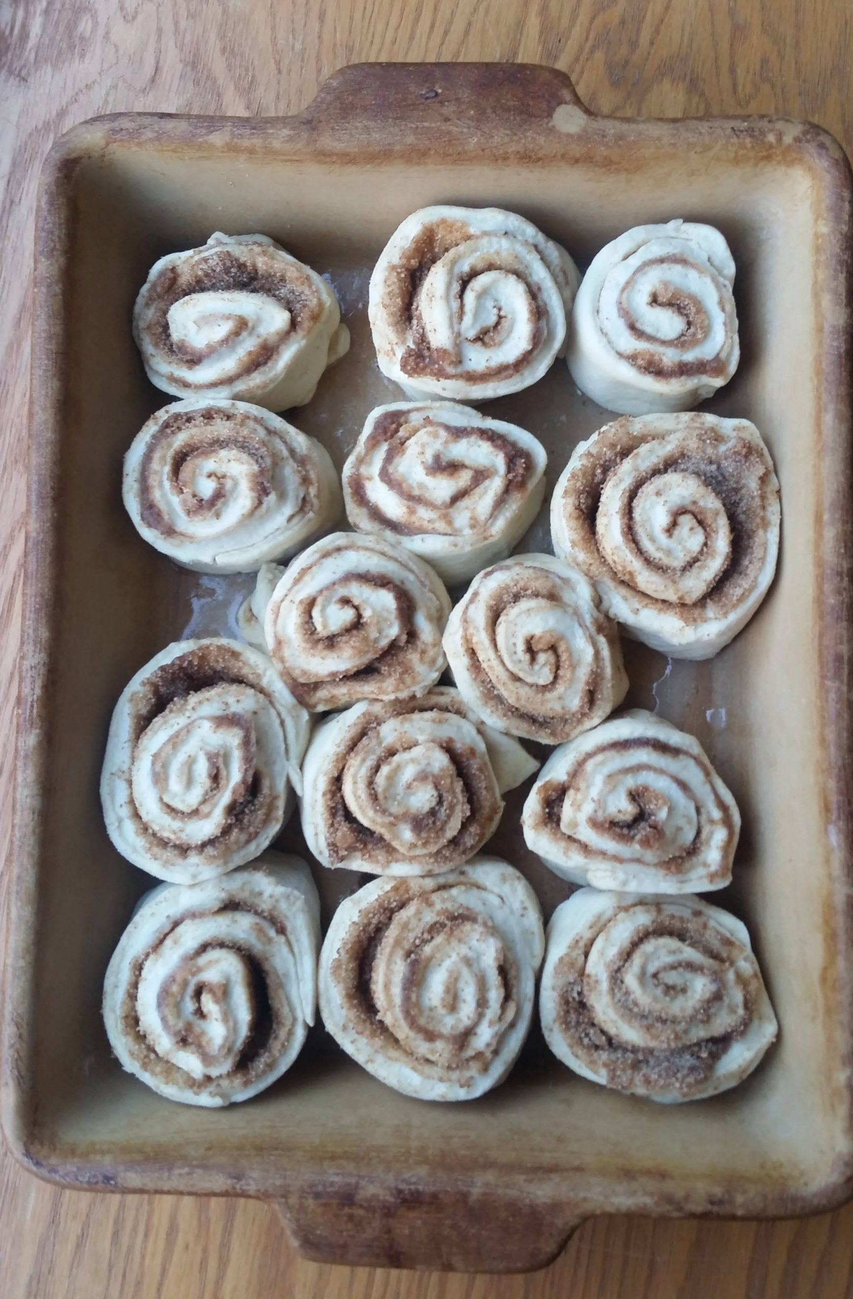 The Absolute Best Cinnamon Rolls