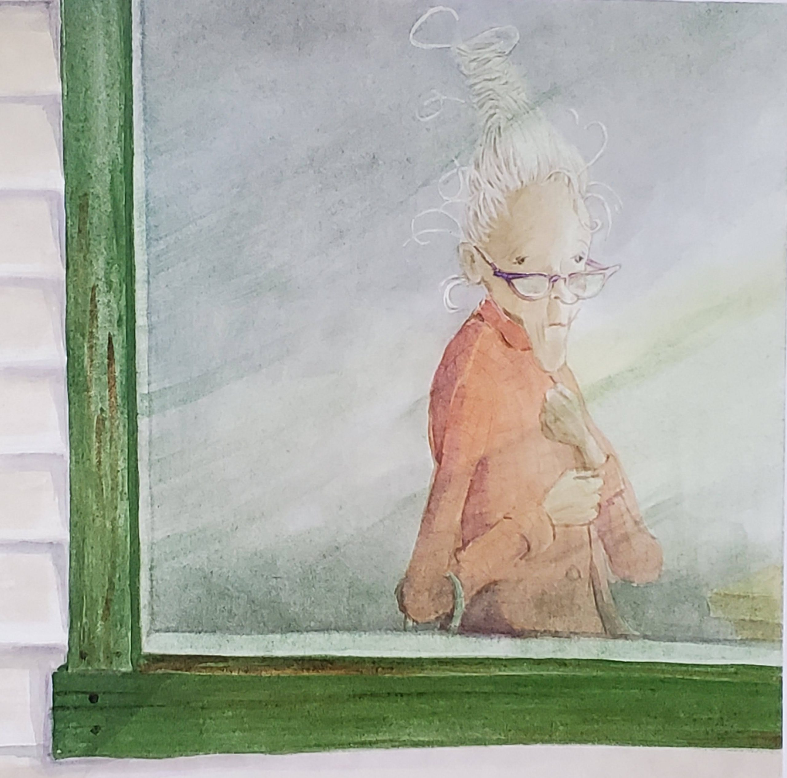 The beautiful children's book that tackles loneliness, fear, & the vulnerability it takes to find connection.