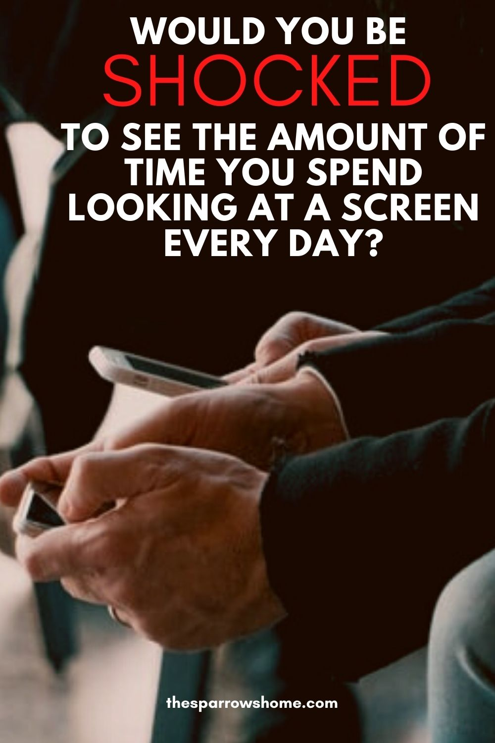 What would it feel like to see an actual accounting of your daily screen time? Would it match what you say your priorities are, or not so much?